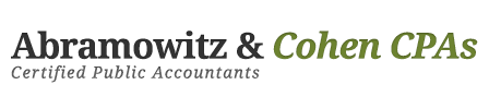 Brooklyn, NY CPA Firm | Tax Center Page | Abramowitz & Cohen CPAs