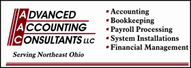 Middlefield, Oh Advanced Accounting Consultants, LLC