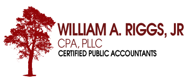 Plano, TX CPA Firm | Frequently Asked Questions Page | William A. Riggs, Jr. CPA, PLLC.