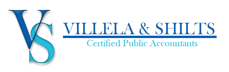Jacksonville - Ocala Accounting Firm   Home Page   Villela & Shilts, LLC
