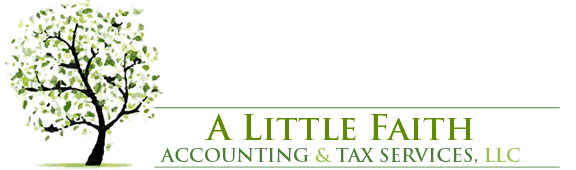 Baltimore, MD Accounting Firm | Previous Newsletters Page | A Little Faith Accounting & Tax Services, LLC