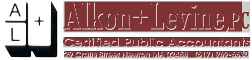 Newton, MA CPA / ALKON & LEVINE, P.C.
