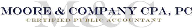 New Buffalo, MI CPA Firm | Back Taxes Owed Page | Moore & Company CPA, PC