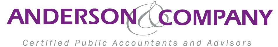 Walnut Creek, CA CPA Firm | Small Business Accounting Page | Anderson & Company