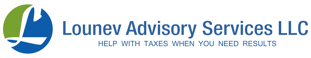 Houston, TX Accounting Firm | Tax Services Page | Lounev Advisory Services LLC