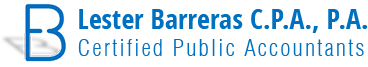 Doral, FL Certified Public Accountants Firm | Get Your IRS File Page | Lester Barreras, C.P.A., P.A.
