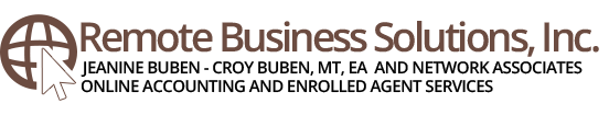 Westminster, CO based virtual business services provider Remote Business Solutions, Inc. | Not-for-Profit Tax Reporting Page | Remote Business Solutions, Inc.