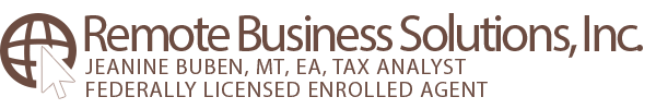 Westminster, CO based virtual business services provider Business Consulting & Taxation, Inc. | Resources Page | Remote Business Solutions, Inc.