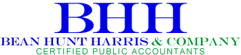 Fresno, CA Accounting Firm | Officers & Directors Page | Bean Hunt Harris & Company