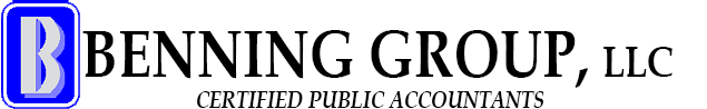 BENNING GROUP, LLC | IRS Wage Garnishment Page