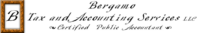 Watertown, CT Accounting Firm | Tax Preparation Checklist Page | Bergamo Tax & Accounting Services LLC