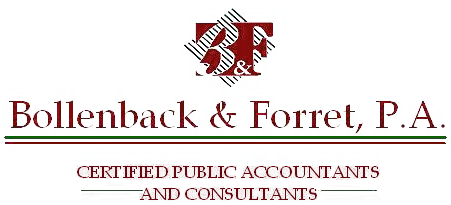 Clearwater, FL CPA Firm | Home Page | Bollenback and Forret PA CPAs