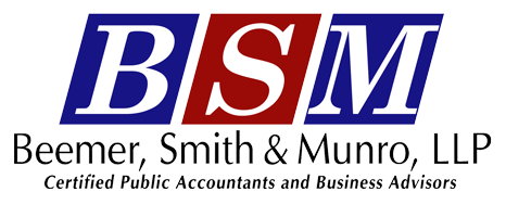 Clackamas, OR Accounting Firm | Site Map Page | Beemer, Smith & Munro, LLP