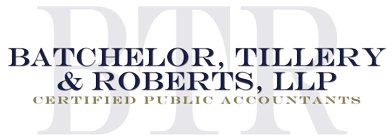 Raleigh, NC Accounting Firm | Search Page | Batchelor, Tillery & Roberts, LLP