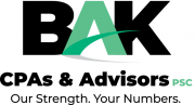 Making Bookkeeping Better | BAK CPAs & Advisors, PSC CPAs