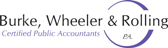 Oakdale, MN Certified Public Accountants Firm | Disclaimer Page | Burke, Wheeler & Rolling, P.A.