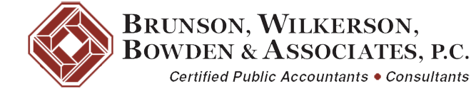 Enterprise, AL Accounting Firm | Tax Due Dates Page | Brunson, Wilkerson, Bowden & Associates, P.C.