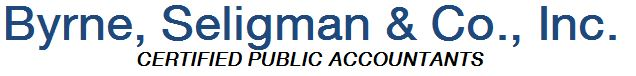 San Mateo, CA Accounting Firm | IRS Wage Garnishment Page | Byrne, Seligman & Co., Inc.