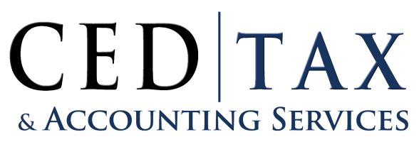 CED Tax & Accounting Services | Site Map Page |