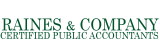 Brookfield, CT CPA Firm | Previous Newsletters | Raines & Company, CPAs P.C.