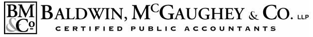 Petaluma, CA CPA / Baldwin, McGaughey & Company LLP