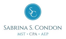 Brewster and Newburgh, NY Accounting Firm | Tax Center Page | Sabrina S. Condon, CPA, MST, AEP