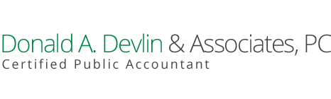 Somers Point, New Jersey Accounting firm | Home Page | Donald A. Devlin & Associates, PC