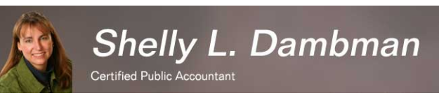 Lanark, IL CPA Firm | Tax Highlights Video Page | Shelly Dambman CPA