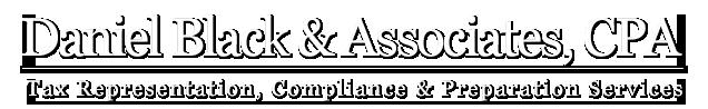 Washington, DC CPA / Daniel Black & Associates, CPA
