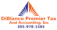 Miami, FL Accounting Firm | Home Page | Diblanco Premier Tax & Accounting INC
