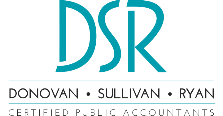 Westwood, MA Accounting Firm | Graphic Intro Page | Donovan Sullivan & Ryan