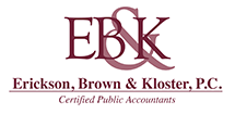 Colorado Springs, CO Accounting Firm | Newsletter Page | Erickson, Brown & Kloster, P.C.