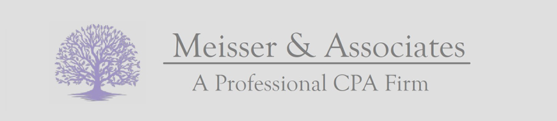 Santa Cruz, CA Tax Preparation Firm | Previous Newsletters Page | Meisser & Associates