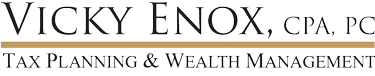 Asheville, NC CPA Firm | High Net Worth Individuals Page | Vicky Enox, CPA, PC