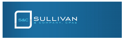 Bethesda, MD Accounting Firm | Disclaimer Page | Sullivan & Company
