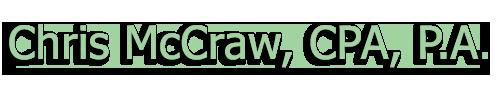 Greenville, SC CPA / Chris McCraw, CPA, P.A.