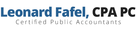 Salem, MA CPA Firm | Newsletter Page | Leonard Fafel, CPA PC