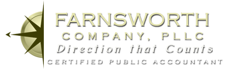Chandler, AZ Accounting Firm | Frequently Asked Questions Page | Farnsworth Company, PLLC