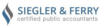 Prescott Valley, AZ CPA Firm | Tax Center Page | Siegler & Ferry CPAs