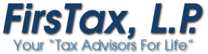 FirsTax VIP, LLC | Houston, TX Tax Advisory Firm | Business Services Page