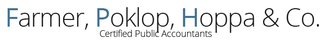 Lake Zurich, IL Accounting Firm | Wealth Management Page | Farmer, Poklop, Hoppa & Co.