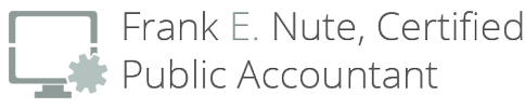 Contact  | Frank E. Nute, Certified Public Accountant
