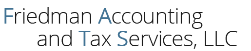 Gaithersburg, MD Accounting Firm | Elder Care Page | Friedman Accounting and Tax Services, LLC