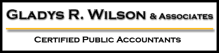 Chicago, IL Accounting Firm | Online Tax Organizer Page | Gladys R Wilson, and Associates