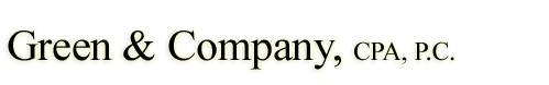 Blue Springs, MO CPA Firm | Home Page | Green & Company, CPA, P.C.