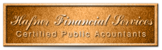 Farmington, MO CPA Firm | Previous Newsletters Page | Hafner Financial Services