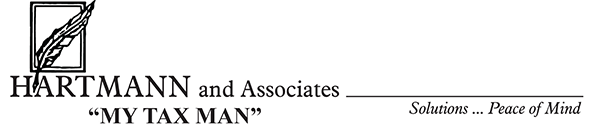 Sparks, NV Accounting Firm   Tax Center Page   Hartmann and Associates
