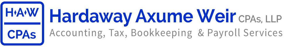 Bakersfield, CA CPA Firm | Small Business Accounting Page | Hardaway Axume Weir CPAs, LLP
