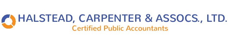 Joliet, IL Accounting Firm | Blog Page | Halstead Carpenter and Assoc., Ltd.