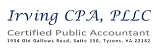 Tysons Corner, VA CPA Firm | Irving CPA, PLLC